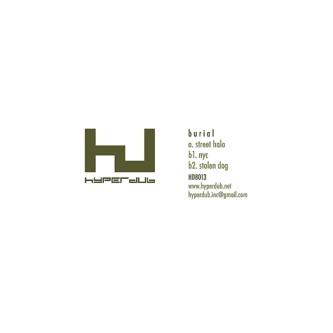Burial + Four Tet: Moth/Wolf Cub Split 12