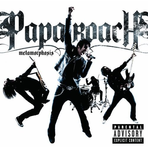 Papa Roach: Metamorphosis (DGC/Interscope; 2009) | Record Reviews
